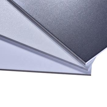 Sheet Acp Sheet Exterior Paneling Trailer Side Panel Wall