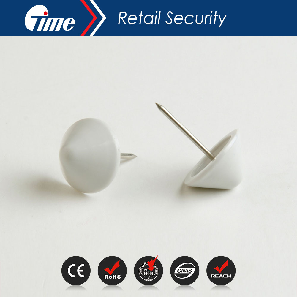 Ontime PN6009 Eas Accessories Security Cloth Hard Tag Pins