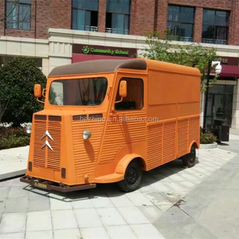 Citroen 2018 Manufacture Chinese Food Truck Dealers Of Fried Chicken