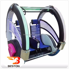 Amusement park Leswing Car electric Car kids carnival rides