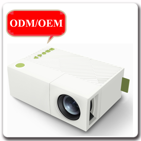 2017 new updated version portable full HD YG310 mini led 3d LCD projector