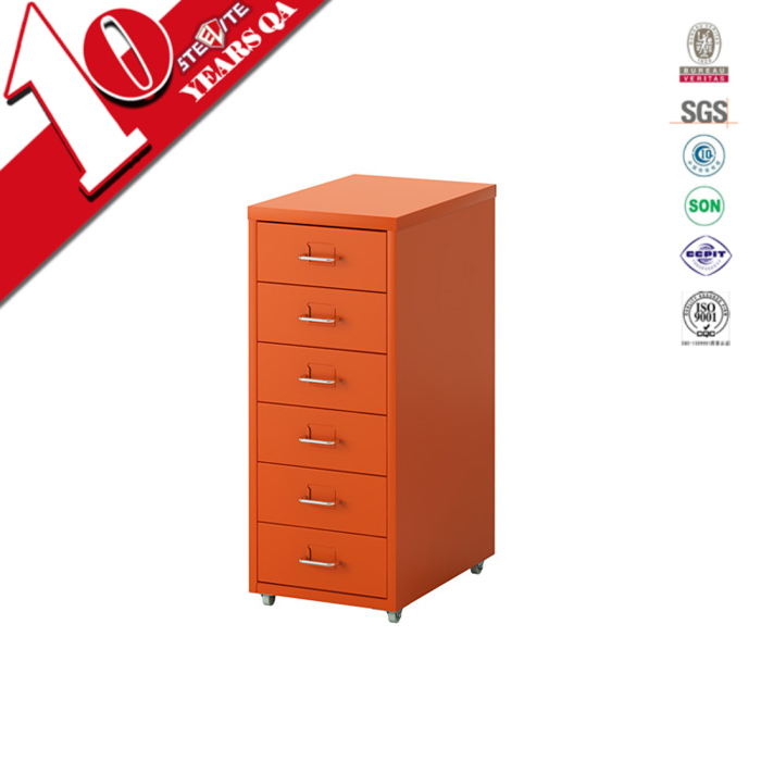 Home Furniture bedroom cupboard style lockable nightstand drawer cabinet