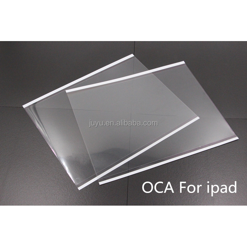 Wholesale Best Quality Clear OCA Adhesive For ipad air2, For iPad mini 4 oca