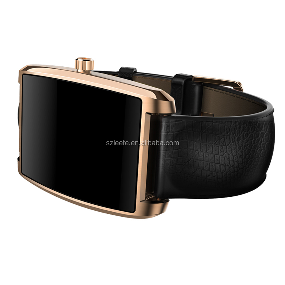 "The world's first 1.61"" IPS touch screen smart watch Compatible with IOS and Android hot sale in USA market"