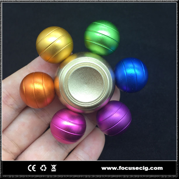 newest metal rainbow spinner fidget Dragon spinner
