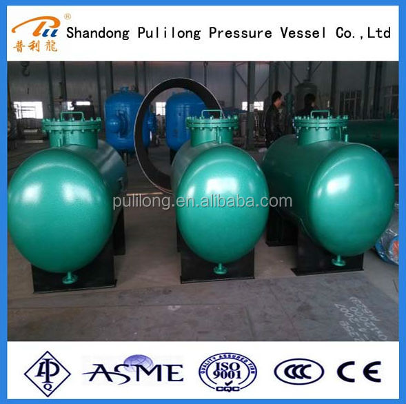 carbon steel water storage tanks