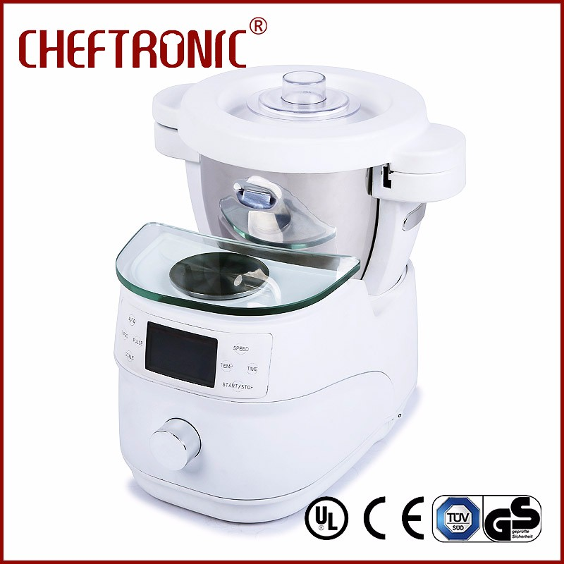 manual 1100w 10 in 1 multi functional food processor for home use