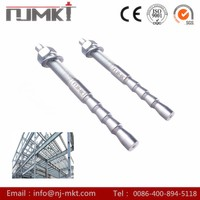 NJMKT High bearing capacity red head adhesive anchoring systems with construction strengthening