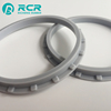 Heat-resistant Customized color total rings / silicone rubber seal gasket for mechanical application