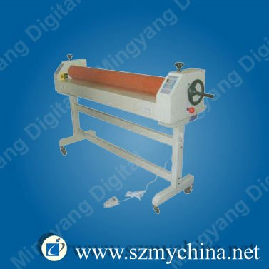 1600mm electric graphic cold roll laminator