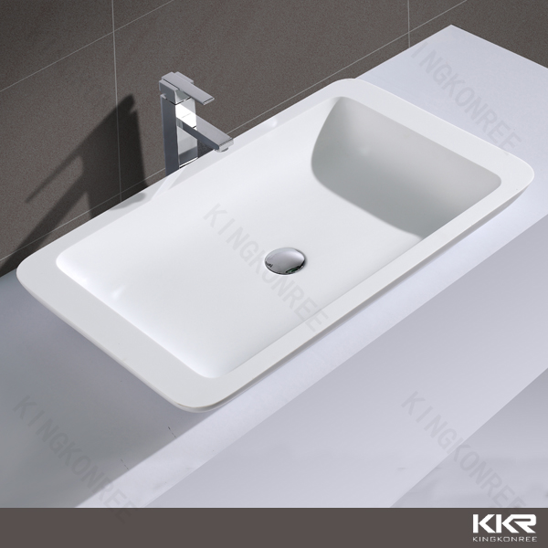 Washbasins Bathroom Sinks Prices Small Wash Basin Solid Surface Stone Price