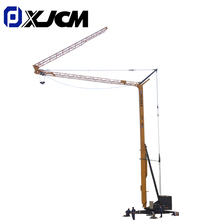 Self Erecting Tower Crane Specification in Dubai