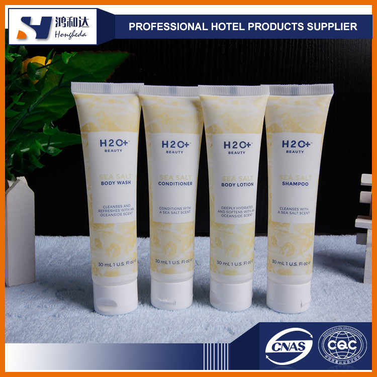 Good quality hotel toiletries packaging