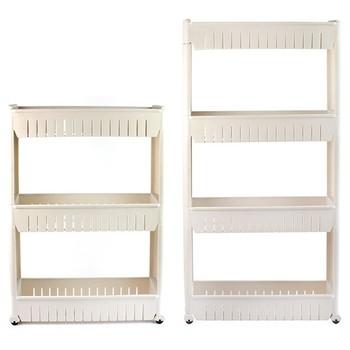 pp bathroom plastic detachable corner shelf dividers