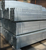 Cold drawn Galvanized Structural Hollow Sections Square tubing