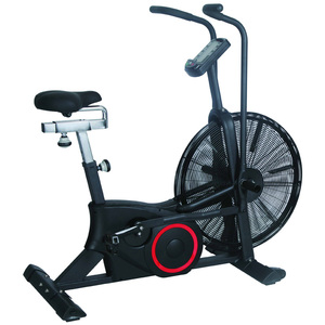 GS-8207-1 New Design Heavy Assault Exercise Bike Commercial Gym Assault Air Bike