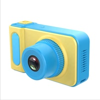 Cute phone video recording LCD HD mini kids toy camera