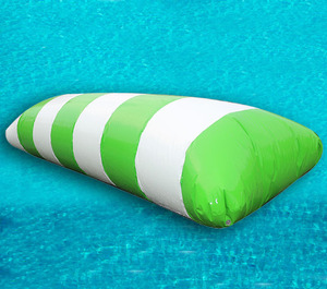lake jump inflatable water catapult blob for sale
