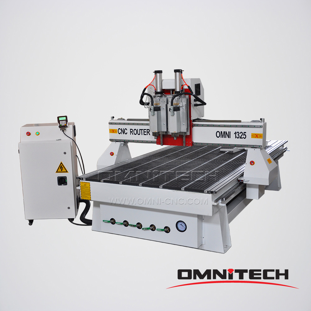 Multi-head CNC carving machine/CNC cutting router/ CNC crafts router