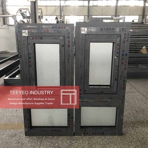 Teeyeo Thermal break container house window aluminum awning window