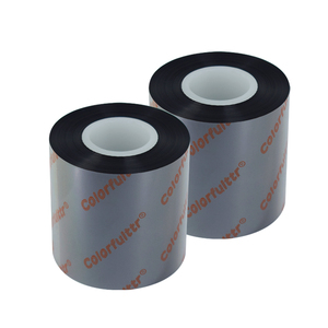 High Quality Black Heat Thermal Transfer Enhance  And  Durable Wax , Resin Thermal Transfer Ribbon,Wax Thermal Transfer Ribbon