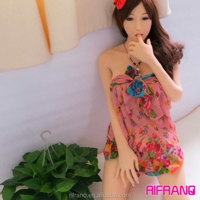 Lovely Fair Skin Japanese Solid Silicone Sex Doll Sexy Love Doll Adult Men Sex Toy