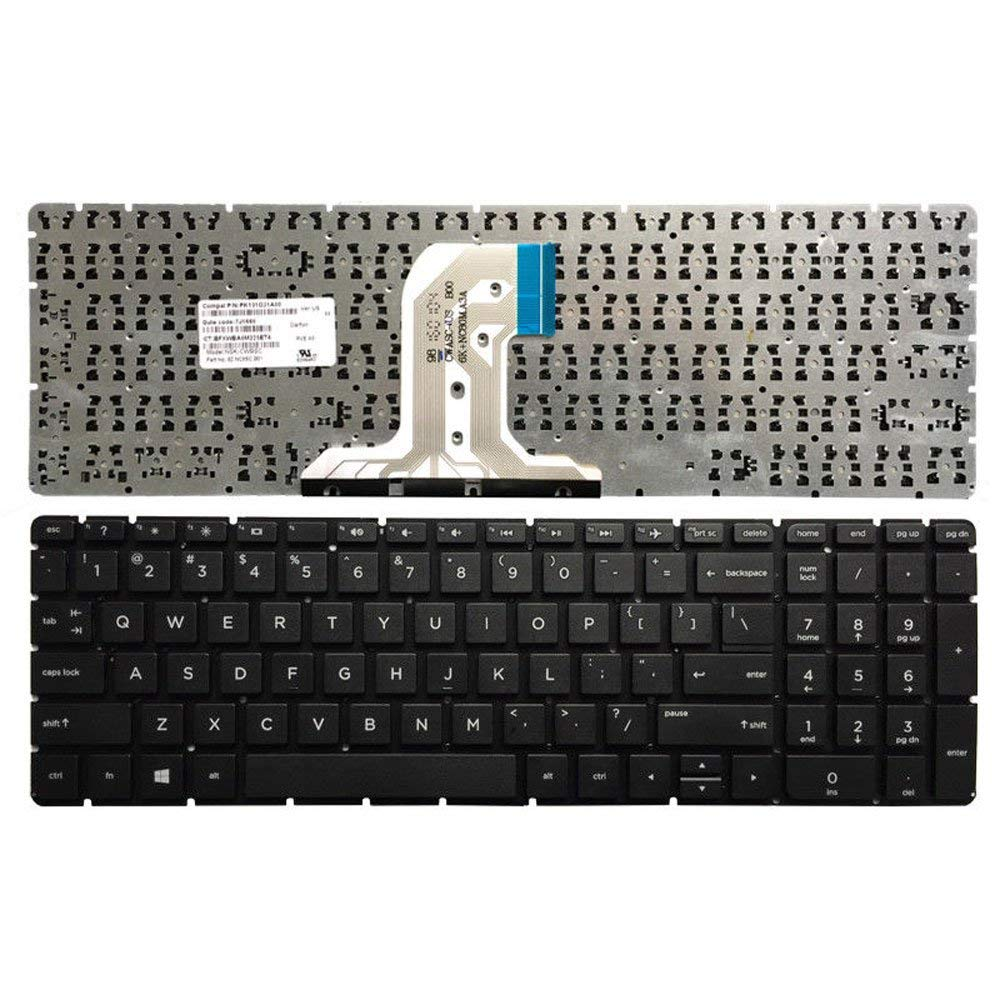 New English Laptop Replacement Keyboard For HP Pavilion TPN-C125 TPN-C126 HQ-TRE RTL8723BE PK131EM3A00 HPM14P13US698 PK131EM2A00 SG-81300-XUA SN7145 US Layout