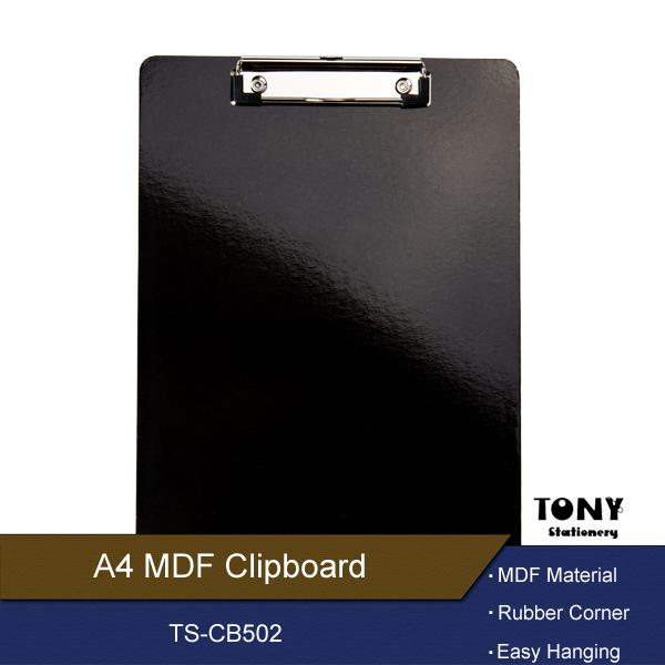 A4 Wooden Clipboard