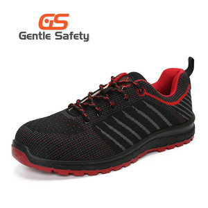 Sport Knitted fabric Safety shoes GT1403