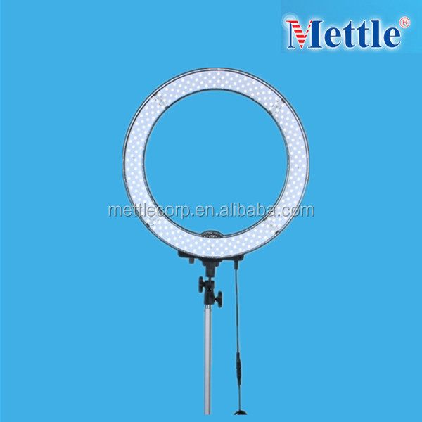 fine 75w fluorescent ring light for studio and video equipment for photographic