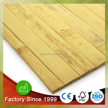 Excellent quality and competitive price woven bamboo slat