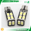 5730 10SMD Can-bus No OBC Error Free T10 Led Interior Bulbs Led Warning Canceler