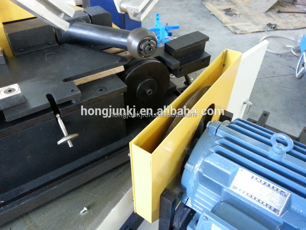 Spiral tube forming machine----HJTF1500(saw cutting)