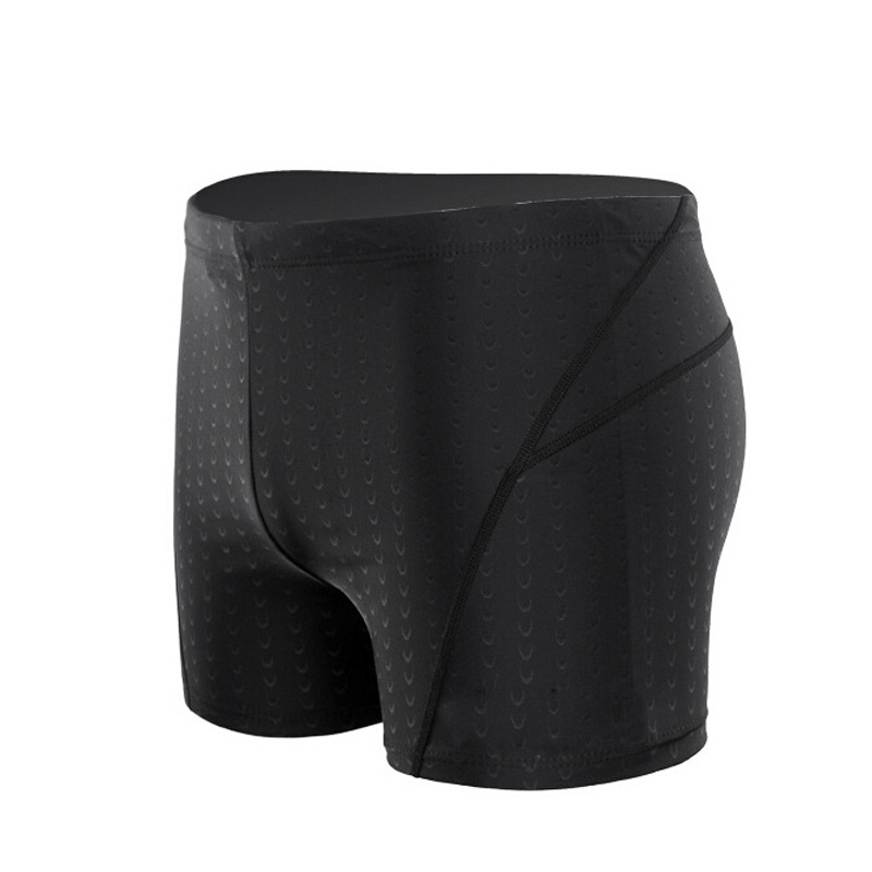 New 2015 Sharkskin Quick-drying Breathable Swimwear Men Swimming Trunks Shorts Bathing Suits a0447