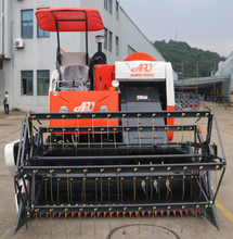 mini combine price of rice harvester small combine harvester