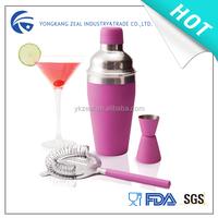 Zeal BS303B 3PCS classic 500ml shaker barware set