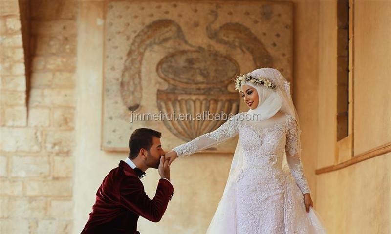 Muslim Saudi Arabia Wedding Dress Supplieranufacturers At Alibaba