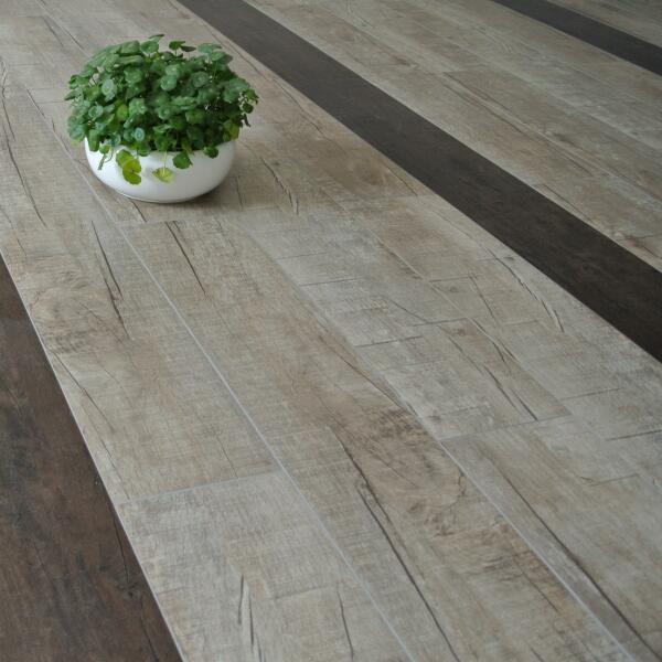 fire retardant wood 100% waterproof laminate flooring