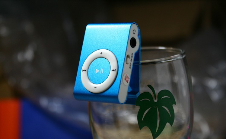 Portable mp3 player music mini mp3 player
