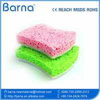 light medium heavy duty kitchen table dinnerware cutlery dish washing household sponge scouring pad