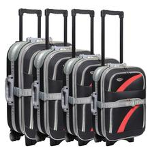 Pc/<span class=keywords><strong>eva</strong></span> bagages abs et pc valise trolley avec 4 roues