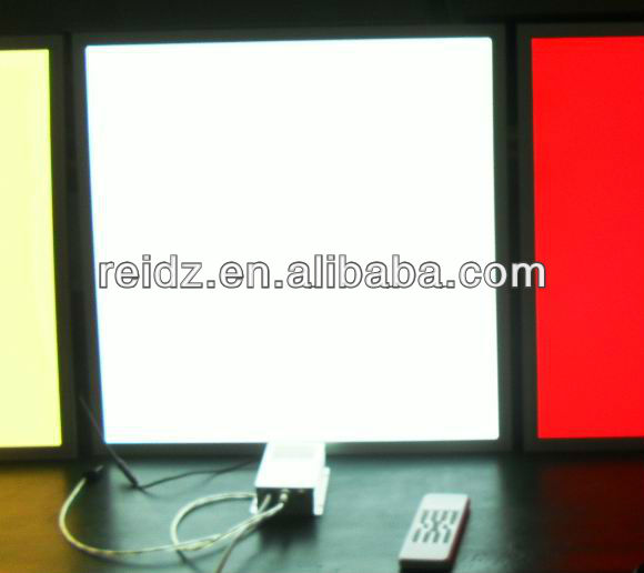 popular decoration for bar led light panel 2x2