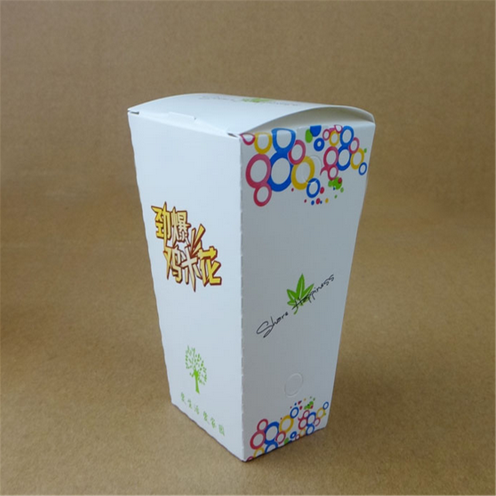 china Chicken rice flower food packaging box