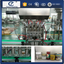 China engineers available overseas new design automatic jam/sauce/butter packing equipment with stable operation in best price