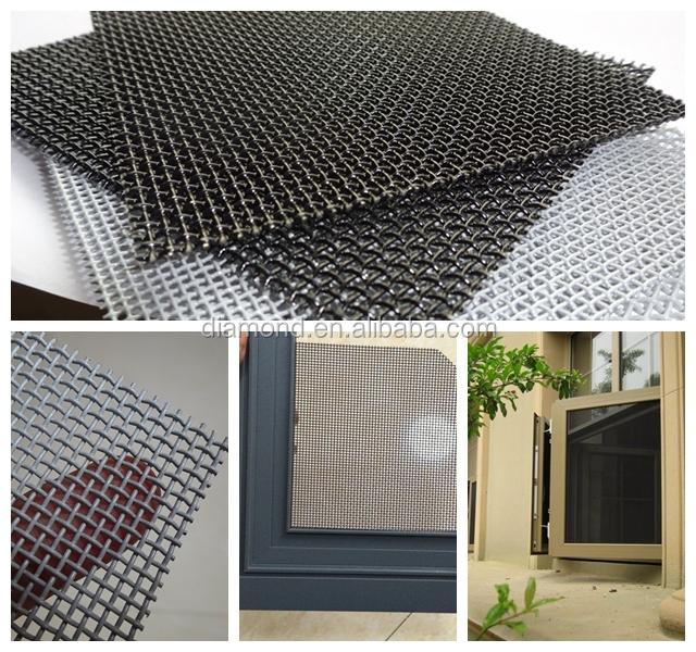 Security Window Screen | heat resistant window screen