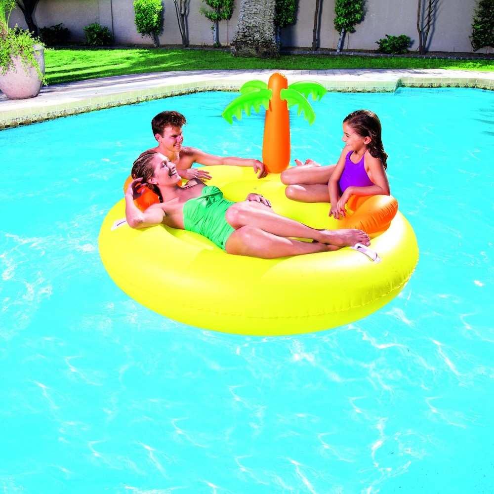 Custom Lovely Animal Design Funny Summer Outdoor Small PVC Inflatable Swimming Pool