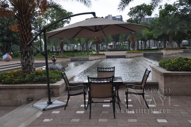 popular parasol garden umbrella buy cheap parasol garden umbrella lots from china parasol garden. Black Bedroom Furniture Sets. Home Design Ideas
