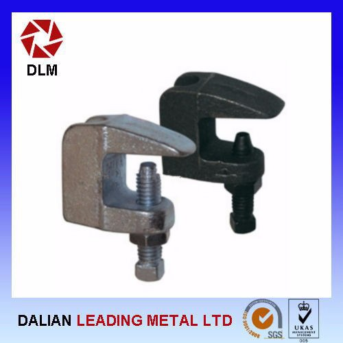 Beam clamps engineering oem casting construction accessories services