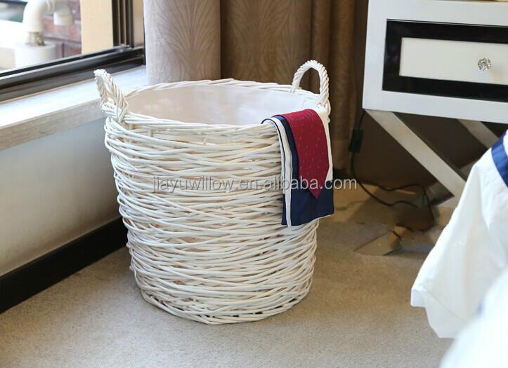 linyi main pas cher en osier panier linge b b panier linge artisanat folklorique id de. Black Bedroom Furniture Sets. Home Design Ideas