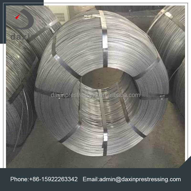 Spring Steel Wires High Carbon Material